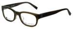 John Varvatos Designer Eyeglasses V337AF in Olive 50mm :: Custom Left & Right Lens
