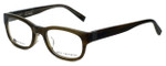 John Varvatos Designer Eyeglasses V337AF in Olive 50mm :: Progressive