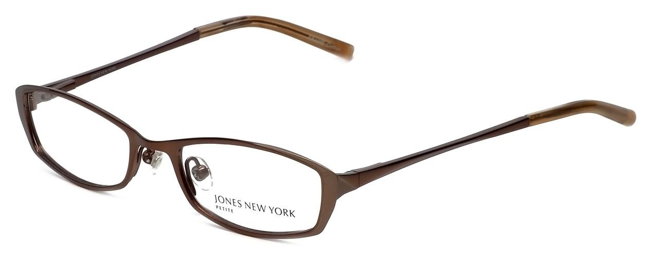 Jones New York Designer Eyeglasses J122 in Brown 49mm ...