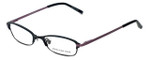 Jones New York Designer Eyeglasses J468 in Black 50mm :: Custom Left & Right Lens