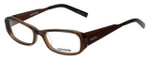 Converse Designer Eyeglasses Composition in Brown 50mm :: Custom Left & Right Lens