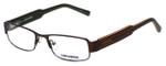 Converse Designer Eyeglasses Here to Here in Brown 50mm :: Custom Left & Right Lens