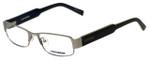 Converse Designer Eyeglasses Here to Here in Silver 50mm :: Custom Left & Right Lens