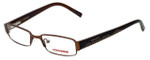 Converse Designer Eyeglasses Let Me Try in Brown 47mm :: Custom Left & Right Lens