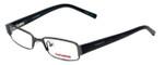 Converse Designer Eyeglasses Let Me Try in Gunmetal 50mm :: Custom Left & Right Lens