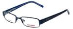 Converse Designer Eyeglasses Let Me Try in Navy 47mm :: Custom Left & Right Lens
