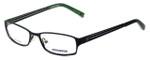 Converse Designer Eyeglasses Ripper in Charcoal 51mm :: Custom Left & Right Lens