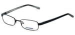 Converse Designer Eyeglasses Turmoil in Black 50mm :: Custom Left & Right Lens