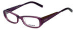 Converse Designer Eyeglasses Composition in Purple 53mm :: Rx Single Vision