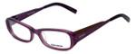 Converse Designer Eyeglasses Composition in Purple 53mm :: Rx Single Vision