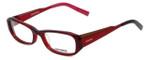 Converse Designer Eyeglasses Composition in Red 50mm :: Rx Single Vision