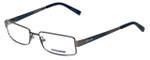 Converse Designer Eyeglasses Far Off in Silver 53mm :: Rx Single Vision