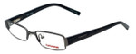 Converse Designer Eyeglasses Let Me Try in Gunmetal 47mm :: Rx Single Vision