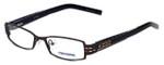 Converse Designer Eyeglasses Mojave in Brown 50mm :: Rx Single Vision