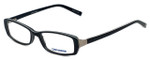 Converse Designer Eyeglasses Pure in Black 51mm :: Rx Single Vision
