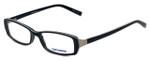 Converse Designer Eyeglasses Pure in Black 51mm :: Rx Single Vision