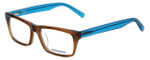 Converse Designer Eyeglasses Q025UF in Brown 53mm :: Rx Single Vision