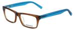 Converse Designer Eyeglasses Q025UF in Brown 53mm :: Rx Single Vision