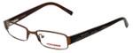 Converse Designer Eyeglasses Let Me Try in Brown 47mm :: Progressive