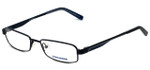 Converse Designer Eyeglasses Trooper in Black 52mm :: Rx Bi-Focal
