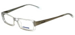 Converse Designer Eyeglasses Wet Paint in Crystral 53mm :: Rx Bi-Focal