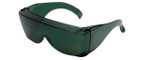 CALABRIA 3000G Economy Fitover with UV PROTECTION IN GREEN