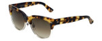 Gucci Designer Sunglasses GG3744-03MQ in Spotted Havana Brown Gradient Lens