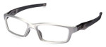 Oakley Designer Eyeglasses Crosslink Pro OX3127-0753 in Brushed Aluminum 53mm :: Rx Single Vision