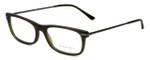 Burberry Designer Eyeglasses BE2195-3535 in Matte-Olive 53mm :: Rx Single Vision