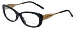 Burberry Designer Eyeglasses BE2203F-3001 in Black 54mm :: Rx Single Vision