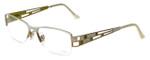 Cazal Designer Eyeglasses 4191-001 in White 53mm :: Rx Bi-Focal