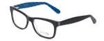 Calabria Viv Designer Eyeglasses 870 in Purple-Blue 55mm :: Custom Left & Right Lens
