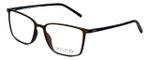 Calabria Viv Designer Eyeglasses 2016 in Grey-Black 55mm :: Custom Left & Right Lens