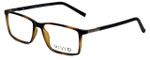 Calabria Viv Designer Eyeglasses 239 in Tortoise-Black 53mm :: Rx Single Vision
