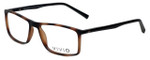 Calabria Viv Designer Eyeglasses 248 in Tortoise-Black 55mm :: Rx Bi-Focal