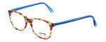 Eyefunc Designer Eyeglasses 8072-90B in Multi Blue 49mm :: Custom Left & Right Lens