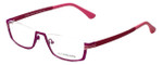 Eyefunc Designer Eyeglasses 591-65 in Purple & Pink 52mm :: Rx Single Vision