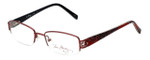Vera Bradley Designer Eyeglasses 3030-FSC in Frankly Scarlet 51mm :: Custom Left & Right Lens