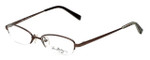 Vera Bradley Designer Eyeglasses Catherine-JBL in Java Blue 48mm :: Custom Left & Right Lens