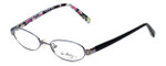 Vera Bradley Designer Eyeglasses Glenna-PPP in Purple Punch 48mm :: Custom Left & Right Lens