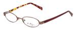 Vera Bradley Designer Eyeglasses Glenna-BGD in Bali Gold 48mm :: Rx Single Vision