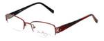 Vera Bradley Designer Eyeglasses 3030-FSC in Frankly Scarlet 51mm :: Rx Bi-Focal
