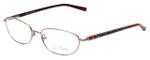 Vera Bradley Designer Eyeglasses 3033-FSC in Frankly Scarlet 55mm :: Rx Bi-Focal
