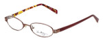 Vera Bradley Designer Eyeglasses Glenna-BGD in Bali Gold 48mm :: Rx Bi-Focal