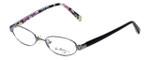 Vera Bradley Designer Eyeglasses Glenna-PPP in Purple Punch 48mm :: Rx Bi-Focal