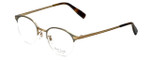 Paul Smith Designer Reading Glasses PS1013-TW in Brushed-Silver 44mm