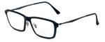 Ray-Ban Designer Eyeglasses RX7038-2077 in Matte-Black 53mm :: Rx Single Vision