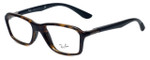 Ray-Ban Designer Eyeglasses RX8952-5604 in Tortoise 53mm :: Rx Bi-Focal