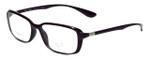 Ray-Ban Designer Reading Glasses RX7037-5432 in Violet 56mm