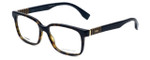 Fendi Designer Eyeglasses FF0056-MPY in Dark Havana 53mm :: Custom Left & Right Lens